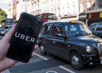 Nota mínima e nota máxima no Uber