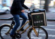 Uber Eats de Bike vale a pena