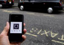 Ver o destino do passageiro na Uber