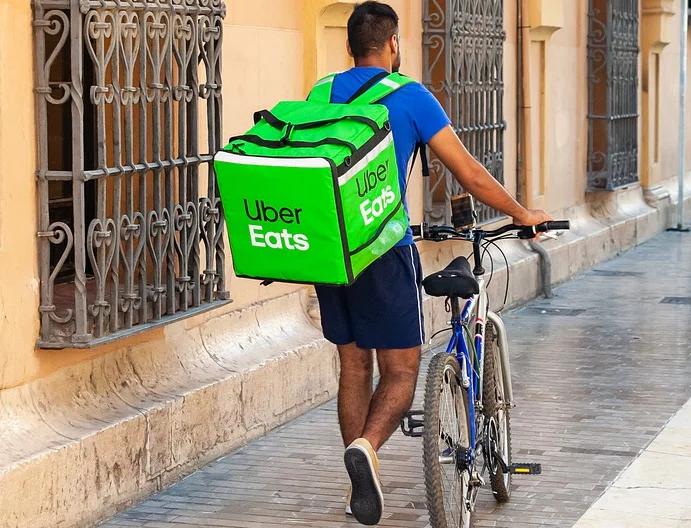 Como Funciona o Uber Eats para trabalhar