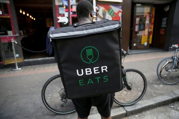 Formas de Pagamento Uber Eats
