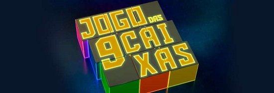 Inscrições Jogo das 9 CaixasInscrições Jogo das 9 Caixas