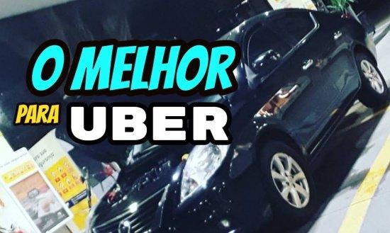 Nissan Versa melhor carro para Uber 2020