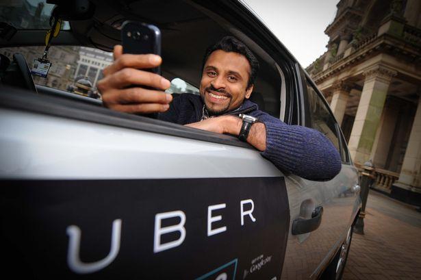 Quanto ganha um Uber em 2020