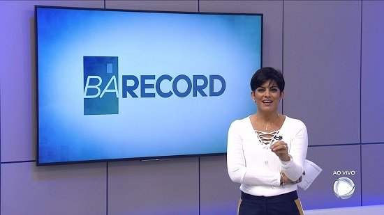 WhatsApp da Record Salvador