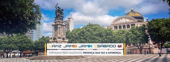 WhatsApp do Bom dia Amazônia e JAM1
