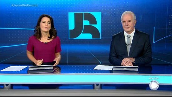 WhatsApp do Jornal da Record
