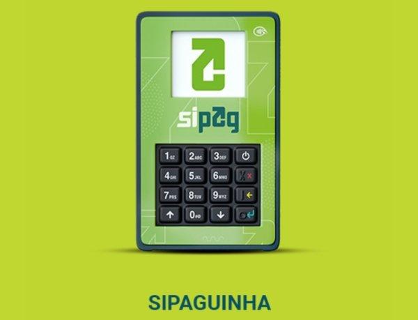 Máquina Sipaguinha do Sipag
