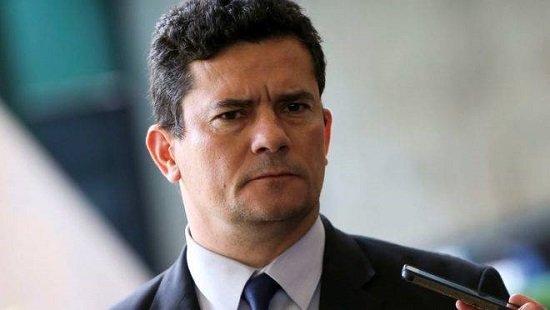 WhatsApp do Sérgio Moro