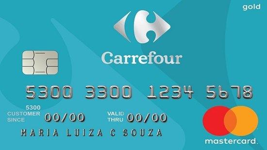 Como aumentar limite do cartão Carrefour