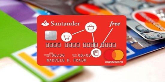 Como aumentar limite do cartão Santander