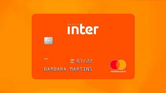 Limite inicial do Banco Inter