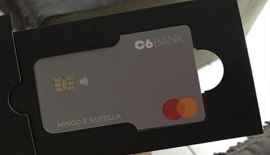 Como Rastrear Cartão C6 Bank