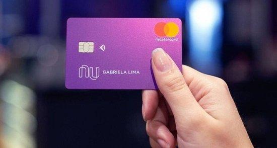 Meu cartão Nubank venceu