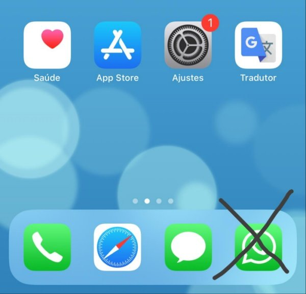 Celulares que o WhatsApp parou de funcionar