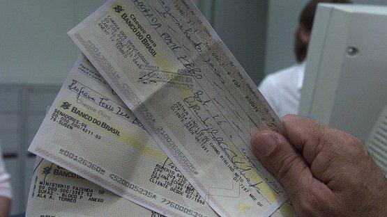 Compensação de Cheque 2020