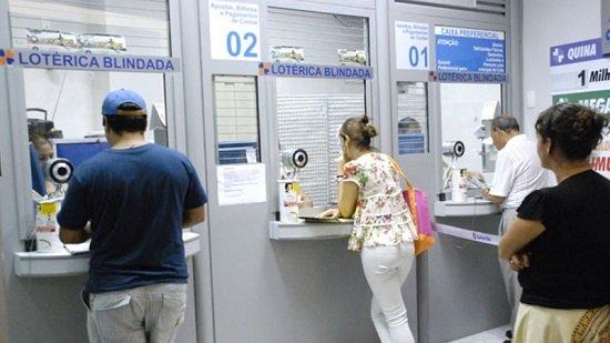 Limite de Depósito na Lotérica