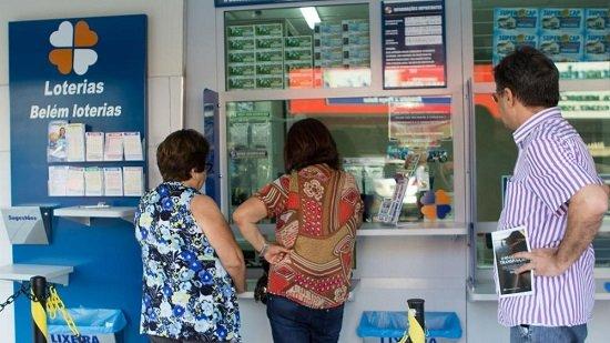 Limite de Saque na Lotérica