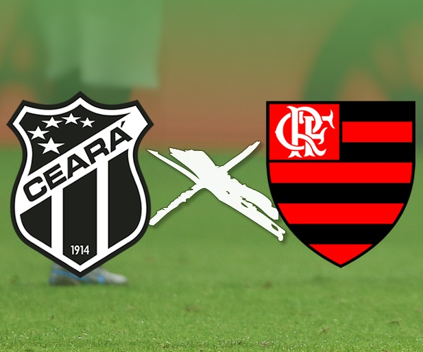 Onde assistir Ceará x Flamengo 2020