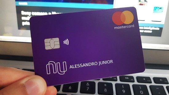 Como solicitar cartão Nubank