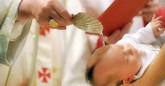 Oração de Batizado para crianças