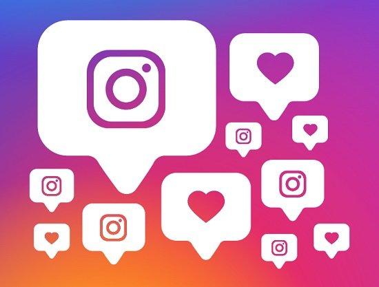 Meu Instagram está seguindo pessoas sozinho