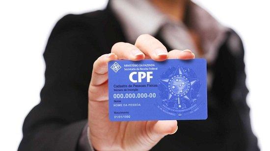 Perdi Meu CPF como saber o número