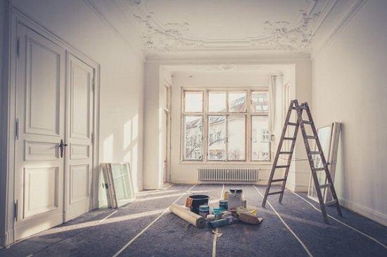 Sonhar com Reforma de Casa
