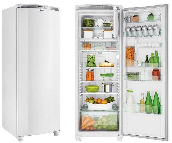 Tamanhos e Diferenças geladeiras