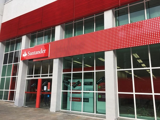 Agência Santander de Curitiba