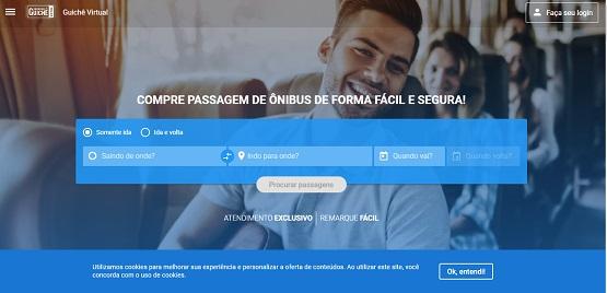 Guichê Virtual Site