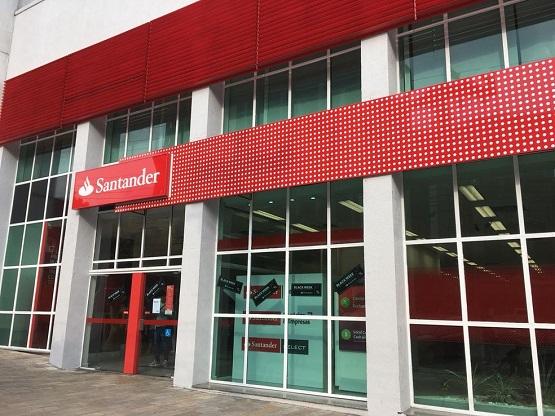 Santander em Bauru