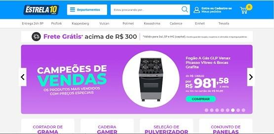 Site Estrela10