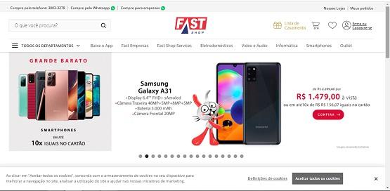 Site Fast Shop