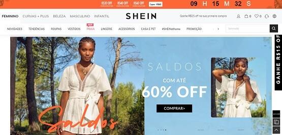 Site Shein