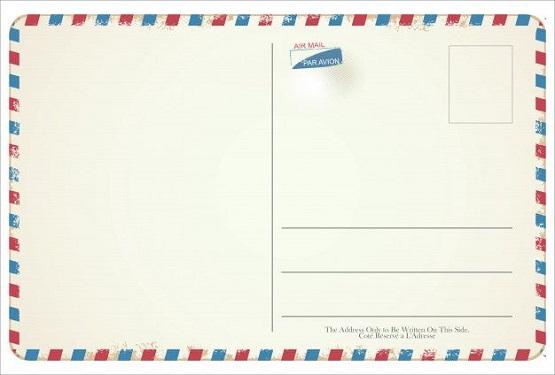 Como Escrever um Cartão Postal