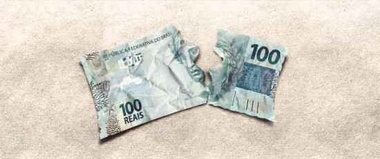 É Crime Rasgar Dinheiro